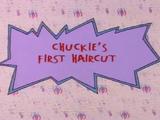 Chuckie's First Haircut