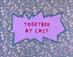 Rugrats - Together At Last