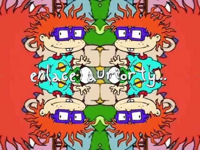 Rugrats promo - Kaleidoscope (Version 2)