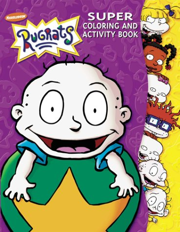 Image - Rugrats Coloring Book.png   Rugrats Wiki   FANDOM powered by ...