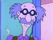 Lou as Seen in Spike Runs Away, his Final Speaking Role of the Season