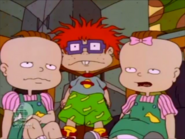 Rugrats - Angelica Nose Best 306