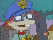 Rugrats - Officer Chuckie 97