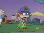 Rugrats - Officer Chuckie 167