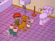 Rugrats - Potty-Training Spike 174