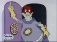 Rugrats - Superhero Chuckie 14