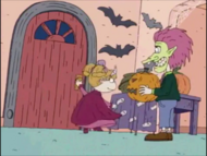 Curse of the Werewuff - Rugrats 50