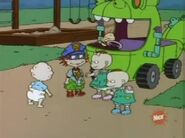 Rugrats - Officer Chuckie 224