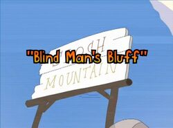 All Grown Up - Blind Mans Bluff