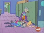 Rugrats - Wrestling Grandpa 82