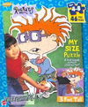 Rugrats Chuckie 46 Size Puzzle