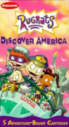 Rugrats Discover America VHS