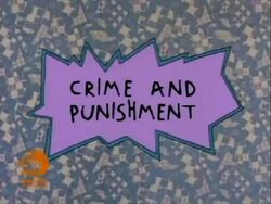 Crime and Punishment Title Card