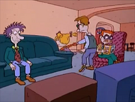 Rugrats - The Turkey Who Came to Dinner 351