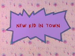 Rugrats - New Kid In Town