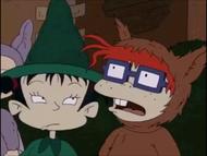 Curse of the Werewuff - Rugrats 630