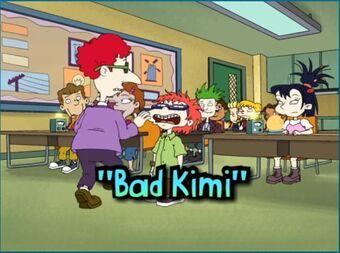 Bad Kimi Rugrats Wiki Fandom