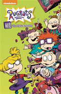 Rugrats Building Blocks Cover Book