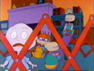 Monster in the Garage - Rugrats 150