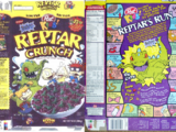 Reptar Crunch Cereal