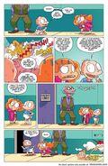 Rugrats 4 Boom Comic 9