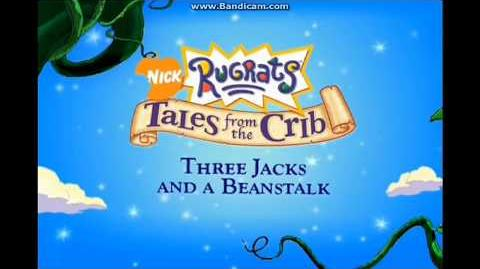 Rugrats Tales From The Crib Three Jacks And A Beanstalk Trailer