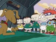 Rugrats - Bow Wow Wedding Vows 514