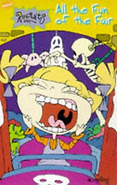Rugrats The Fun Of The Fair Book