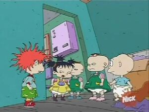 Rugrats - Wash-Dry Story 187