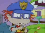 Rugrats - Officer Chuckie 215