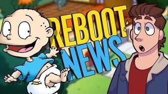 Rugrats REBOOT Season Info & CGI Movie News
