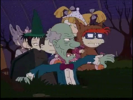 Curse of the Werewuff - Rugrats 644