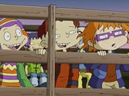 Chuckie, Phil, and Dil Dude, Where's My Horse