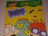 Vintage Nickelodeon's Rugrats Coloring Book
