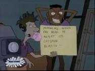 Rugrats - Superhero Chuckie 42