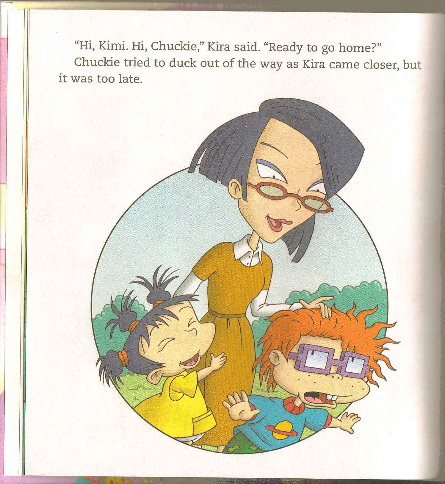 Kimi Finster/Gallery/Chuckie's New Mommy