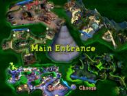 Map Reptarland PS1