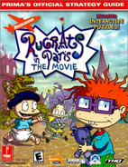 Rugrats In Paris Prima's Official Strategy Guide Book