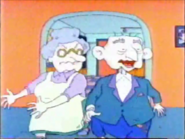 Monster in the Garage - Rugrats 70