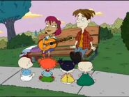 Rugrats - Lil's Phil of Trash 145