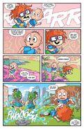 Rugrats Boom Comic Pg 2