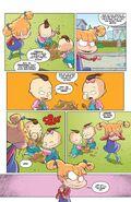 Rugrats 8 Boom Comic 9