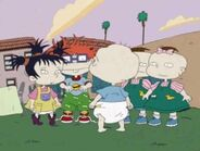 Rugrats - Bow Wow Wedding Vows 407