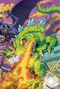 Rugrats R Is For Reptar 2018 Special Cover 2