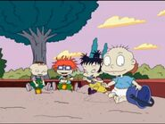 Rugrats - Lil's Phil of Trash 189