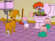 Rugrats - Potty-Training Spike 197