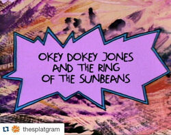 Okey Dokey Jones And The Ring Of The Sunbeans