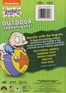 Outdoor Shenanigans! DVD Back Cover