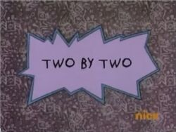Rugrats - Two By Two