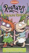 A Rugrats Vacation VHS
